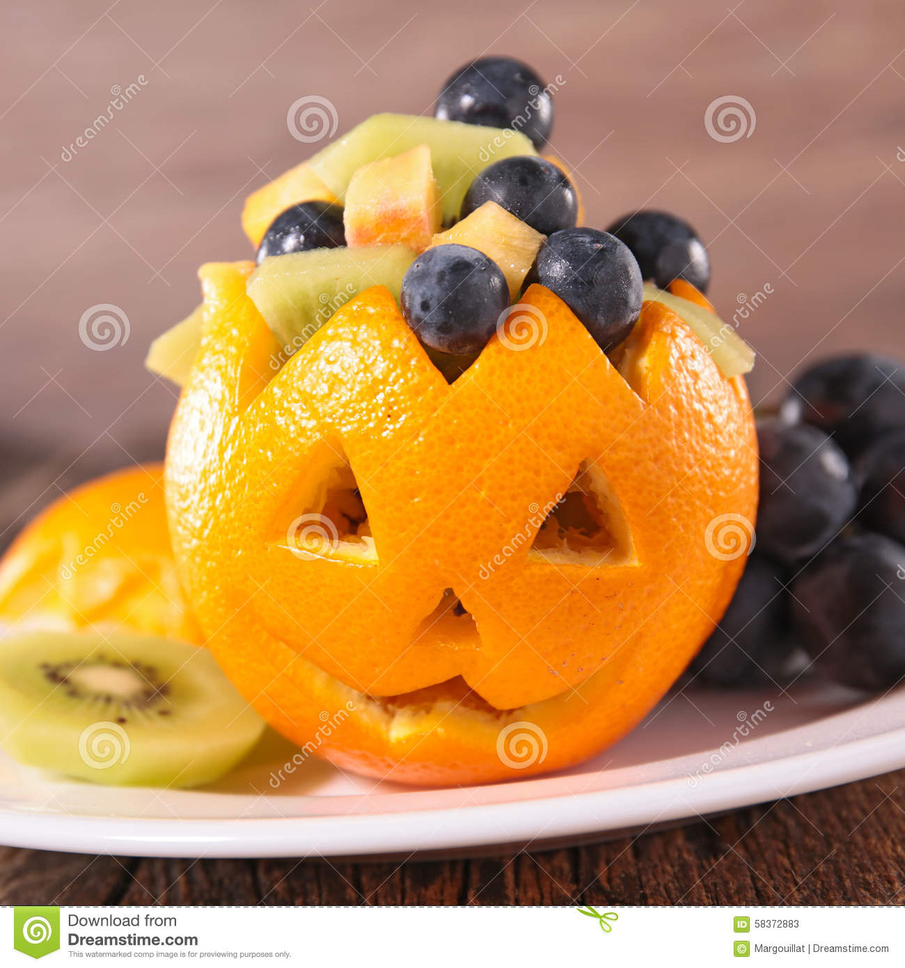 healthy fruits for hair is a pumpkin a fruit