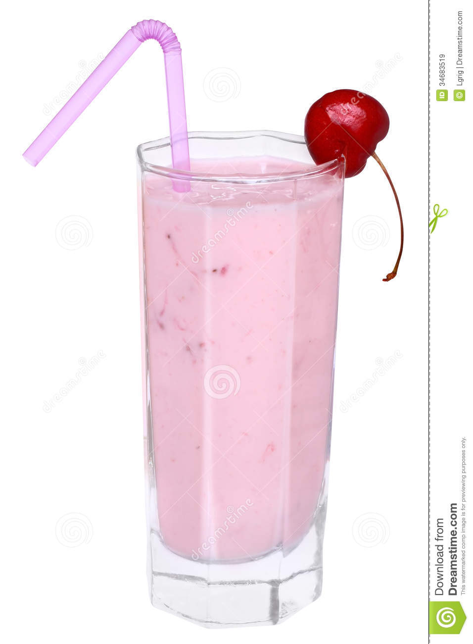 Fruit Smoothie Stock Image Image Of Glass Blend Drink