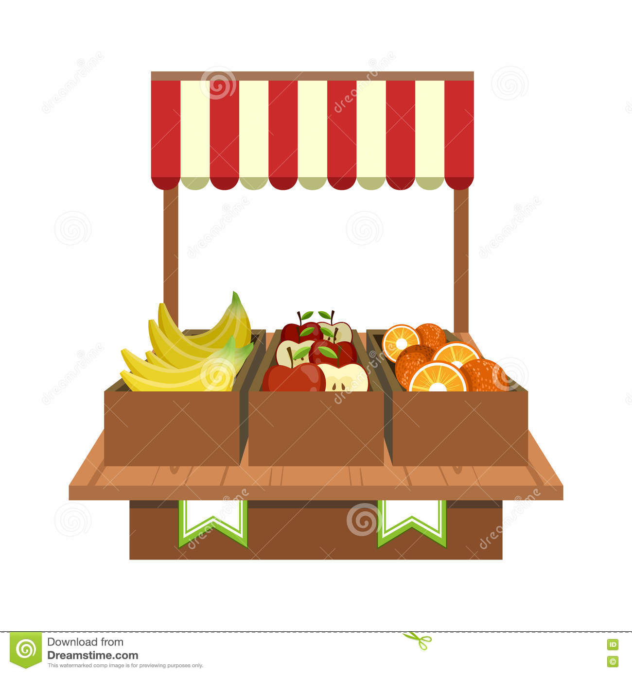 Cartoon Fruit Stand Pictures Inspirational