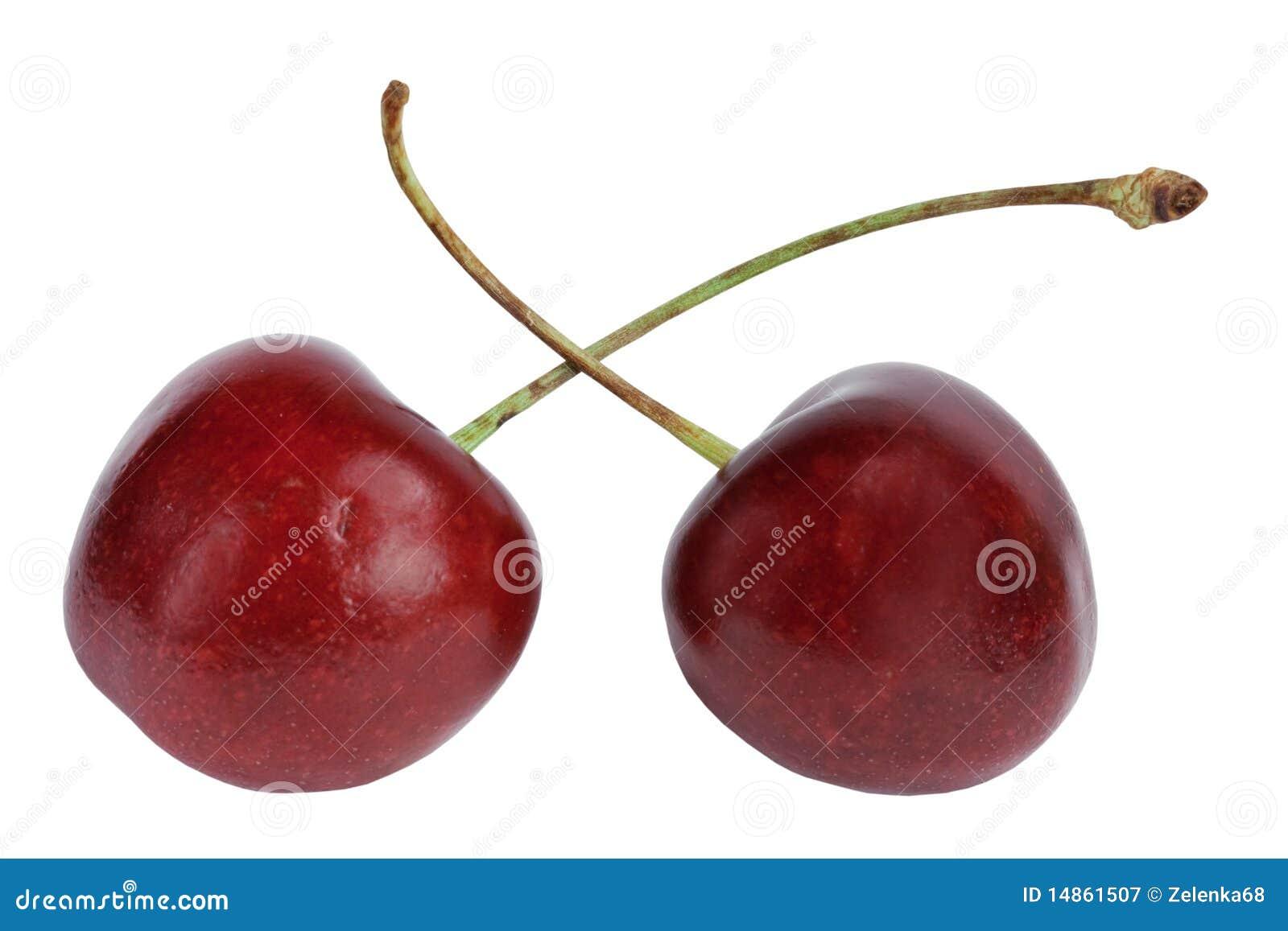 Fruit a sweet cherry