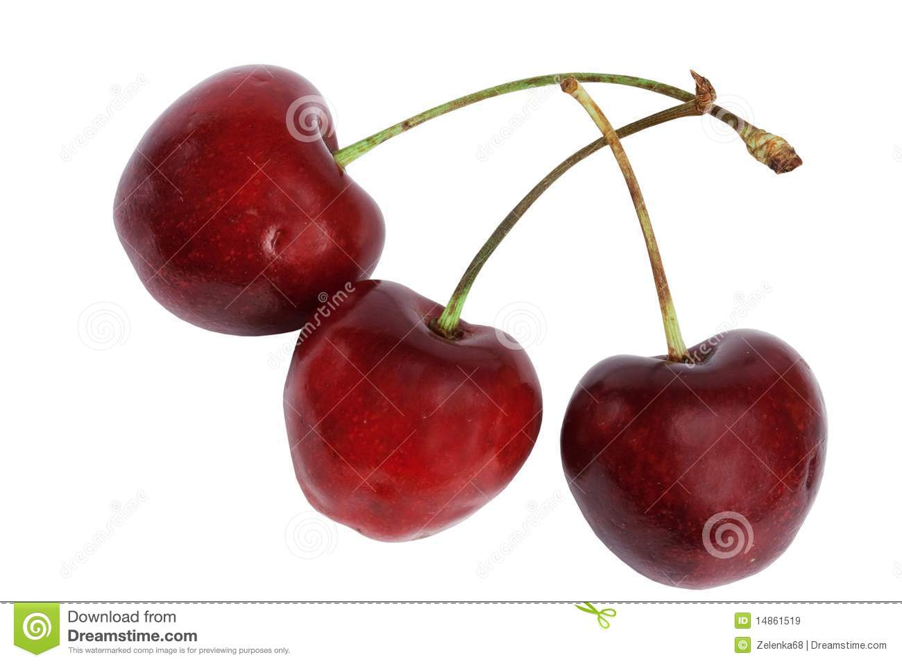 Fruit A Sweet Cherry Royalty Free Stock Images - Image: 14861519