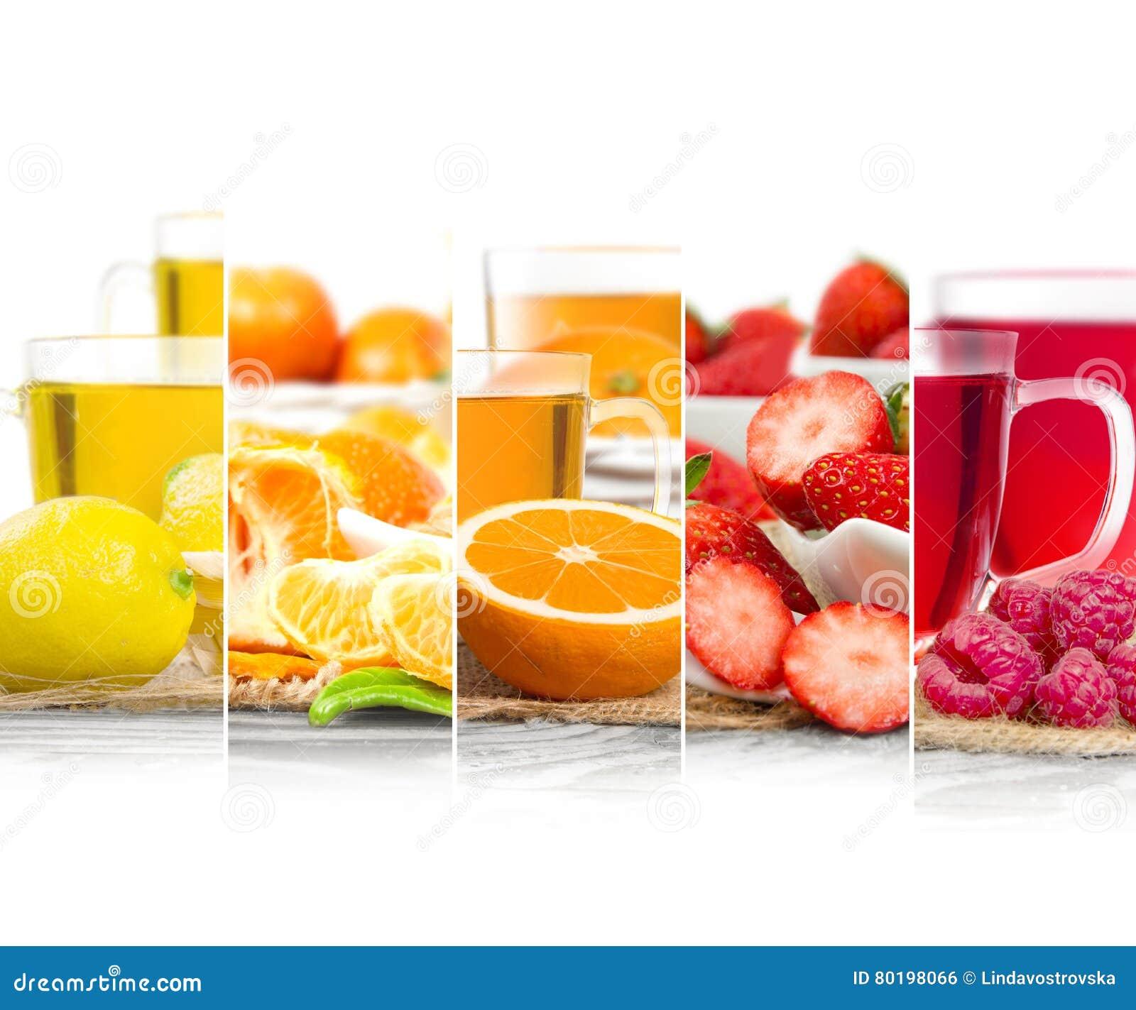 Fruit Tea Mix