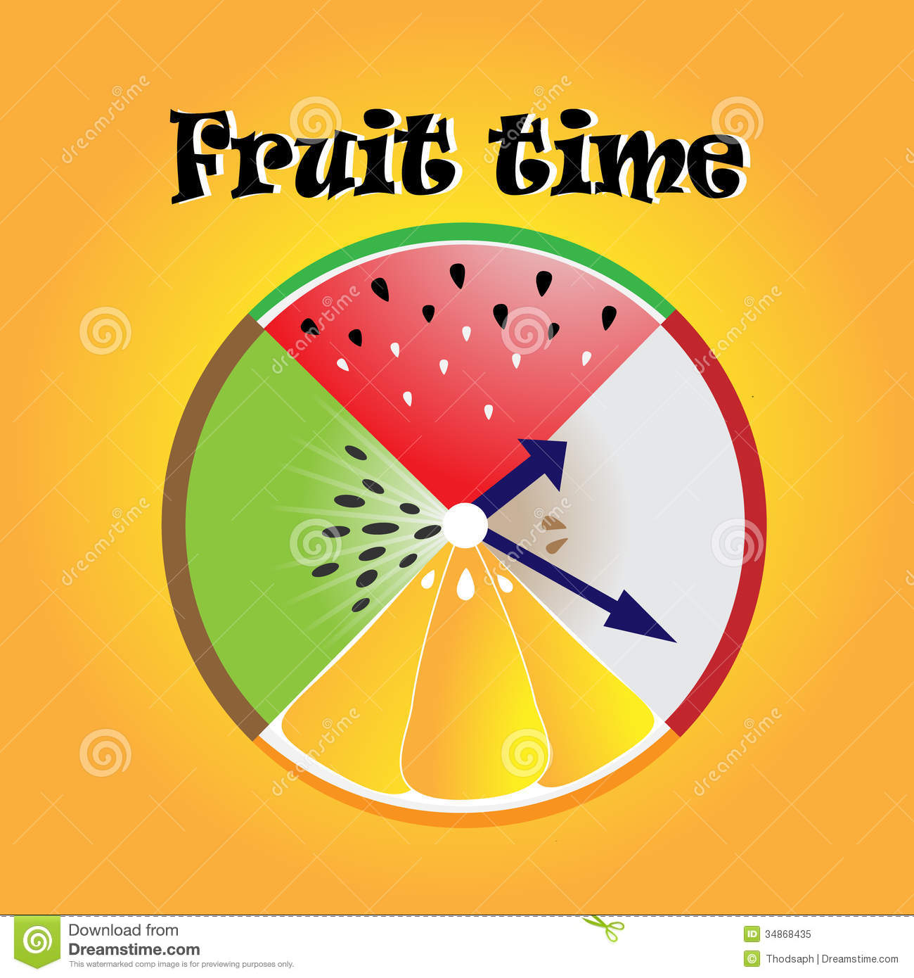 Fruit Time Royalty Free Stock Photo - Image: 34868435