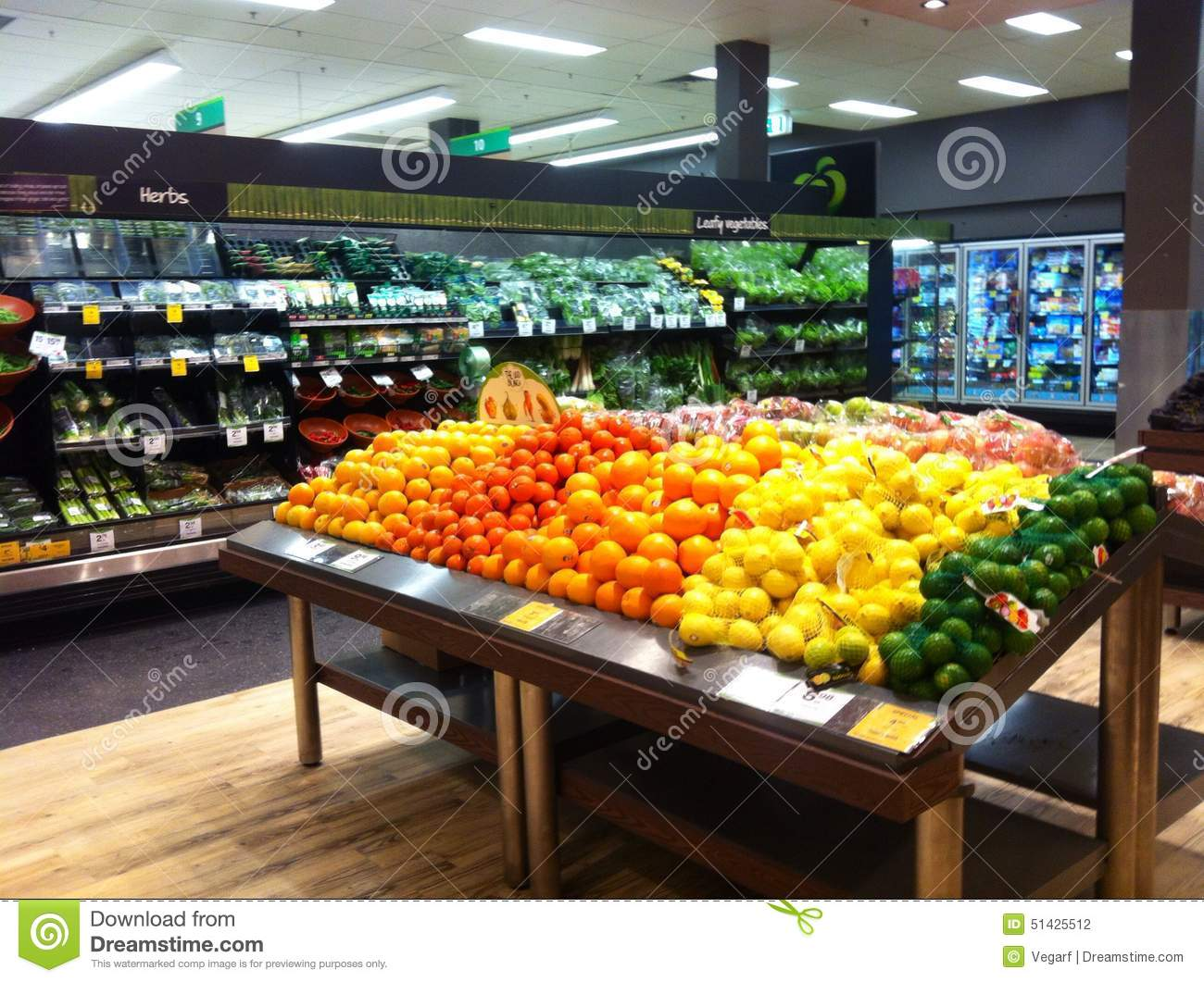 fruit vegetable grocery store editorial photography   image 51425512