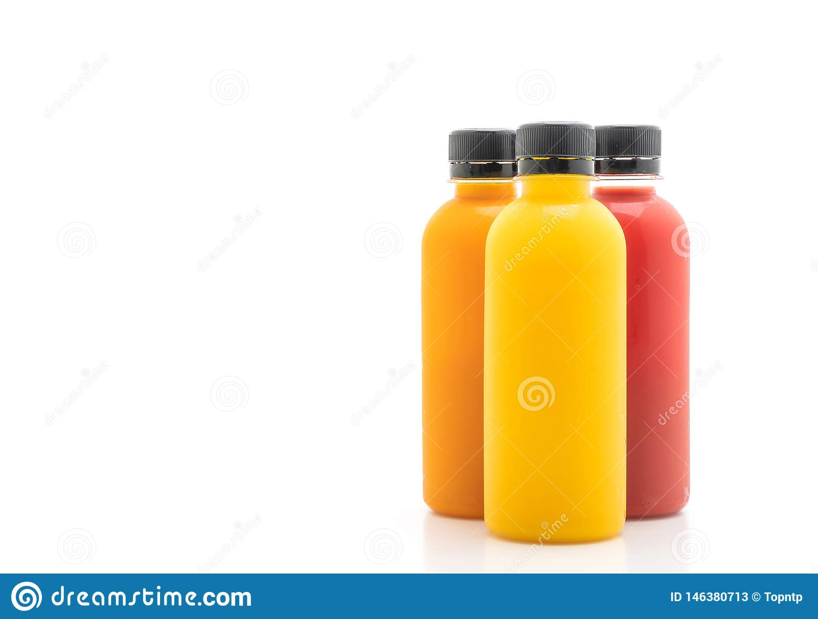 Fruit And Vegetable Juice Bottle (healthy Drink Stock Image - Image of object, fruit: 146380713