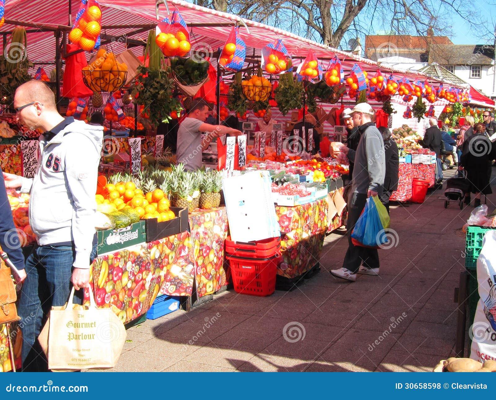 Tobago Central Food Market