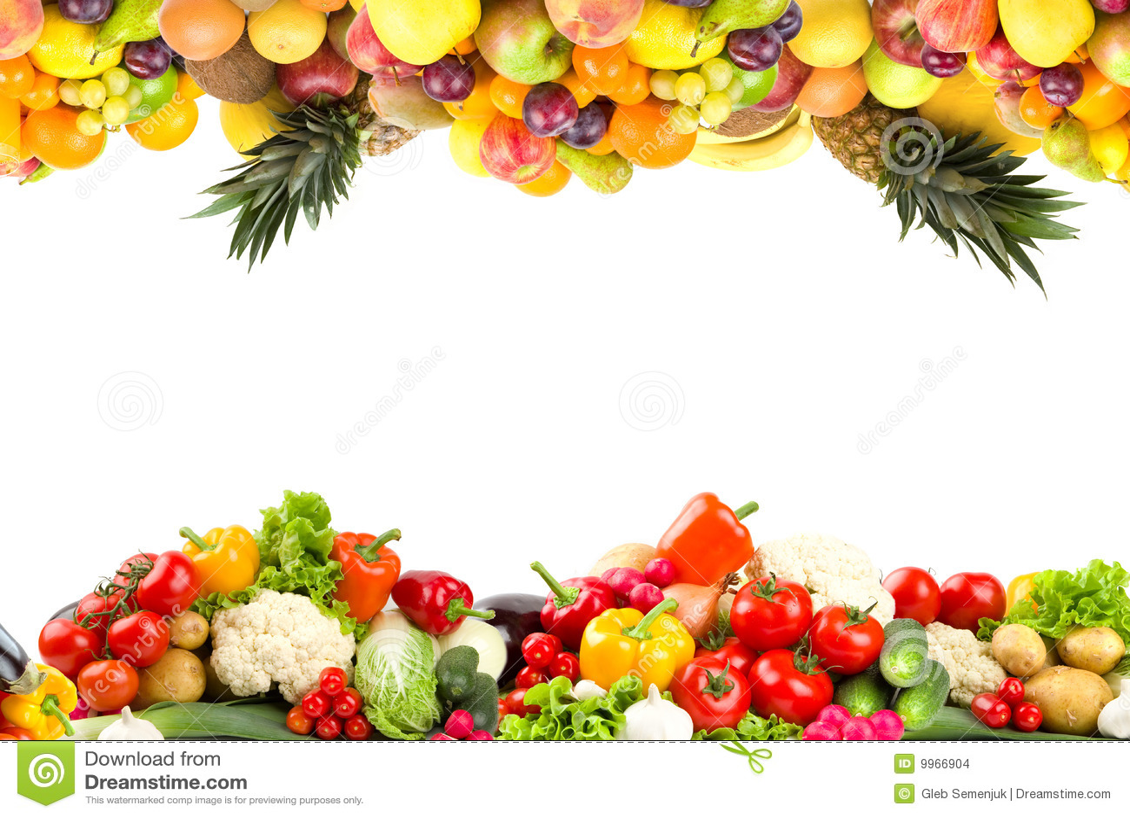 different vegetables sets stock images image 5874364