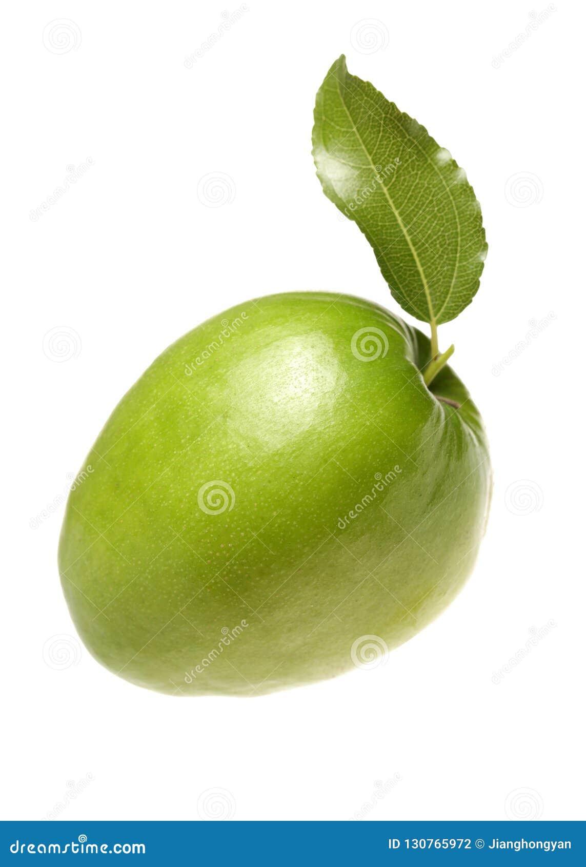 Fruit vert de jujube