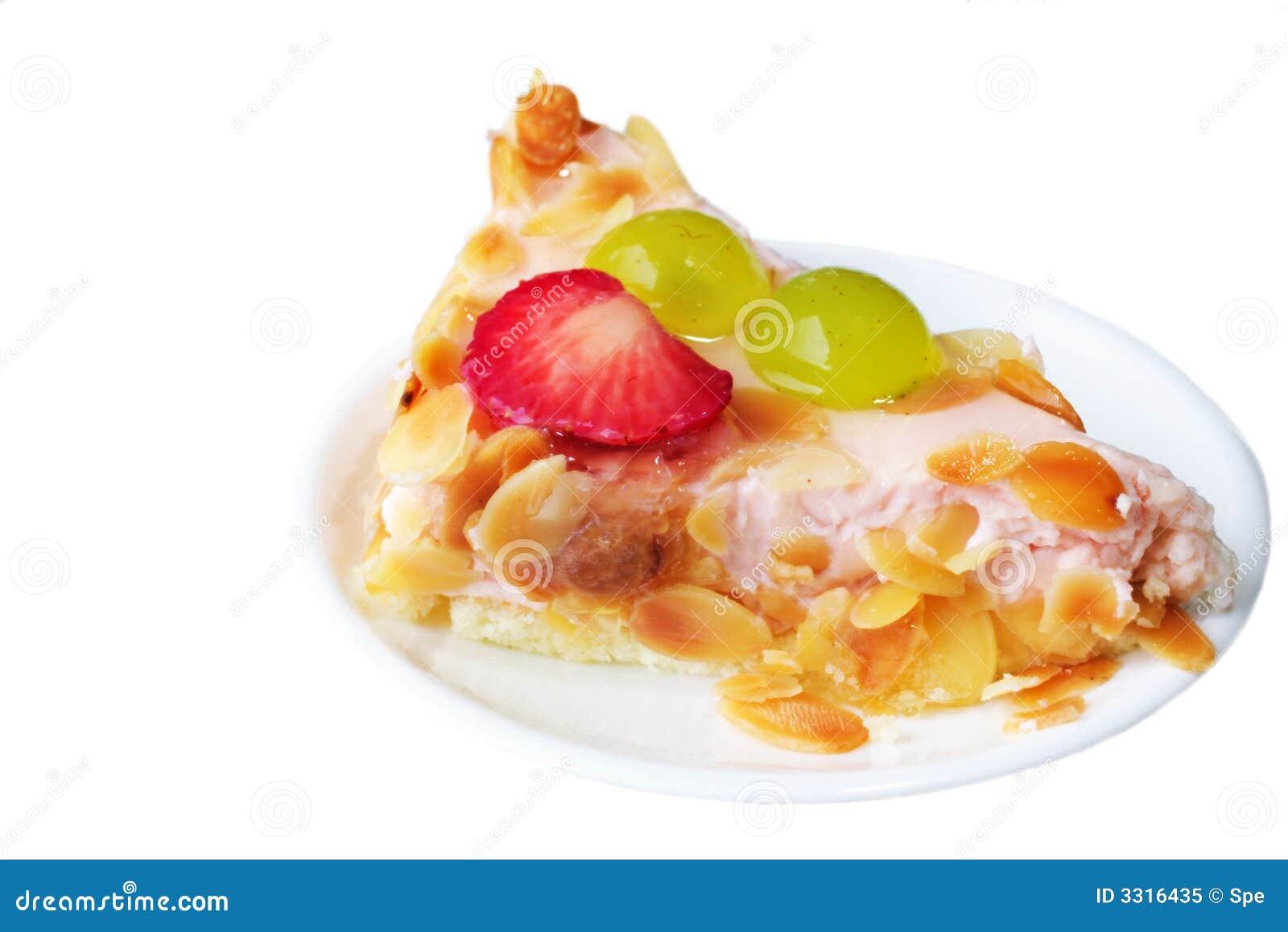 Cake With Fruit Yogurt : Fruit And Yogurt Cake Royalty Free Stock Photo - Image ...
