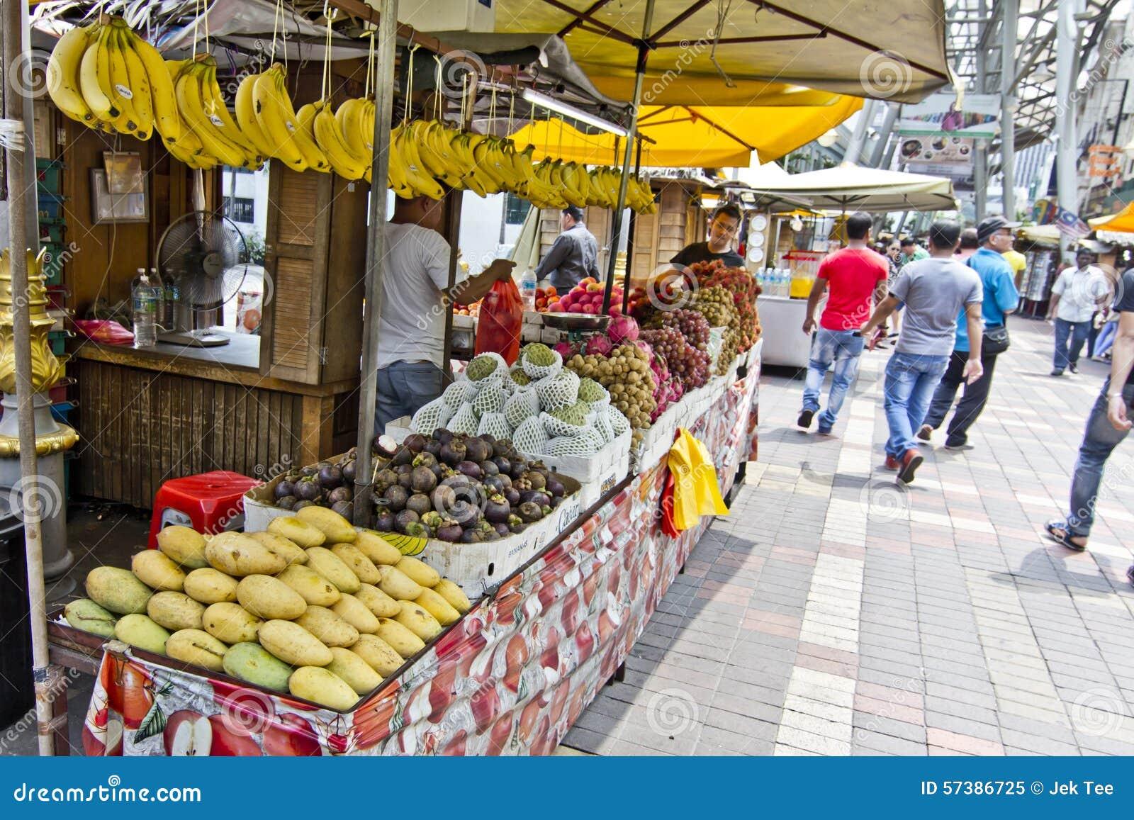 Fruitbox, Kasturi-Gang, Kuala Lumpur, Maleisië