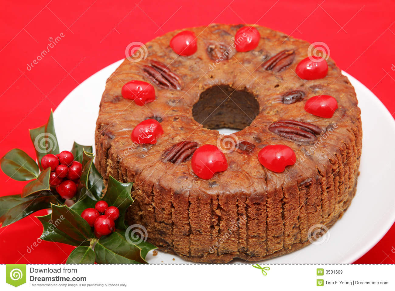 Fruitcakeferiered