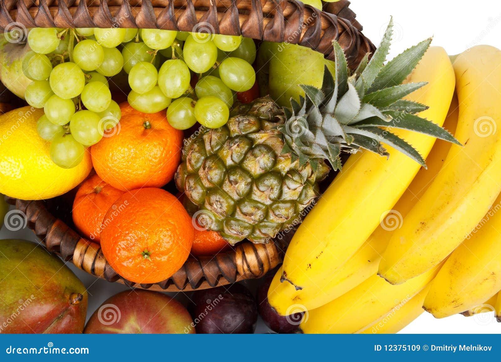 Fruits жизнь все еще