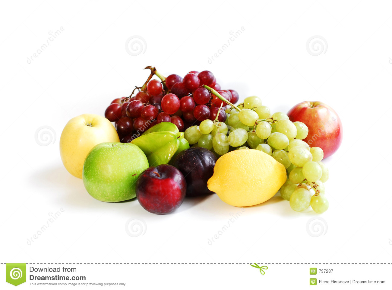 Fruits assortis