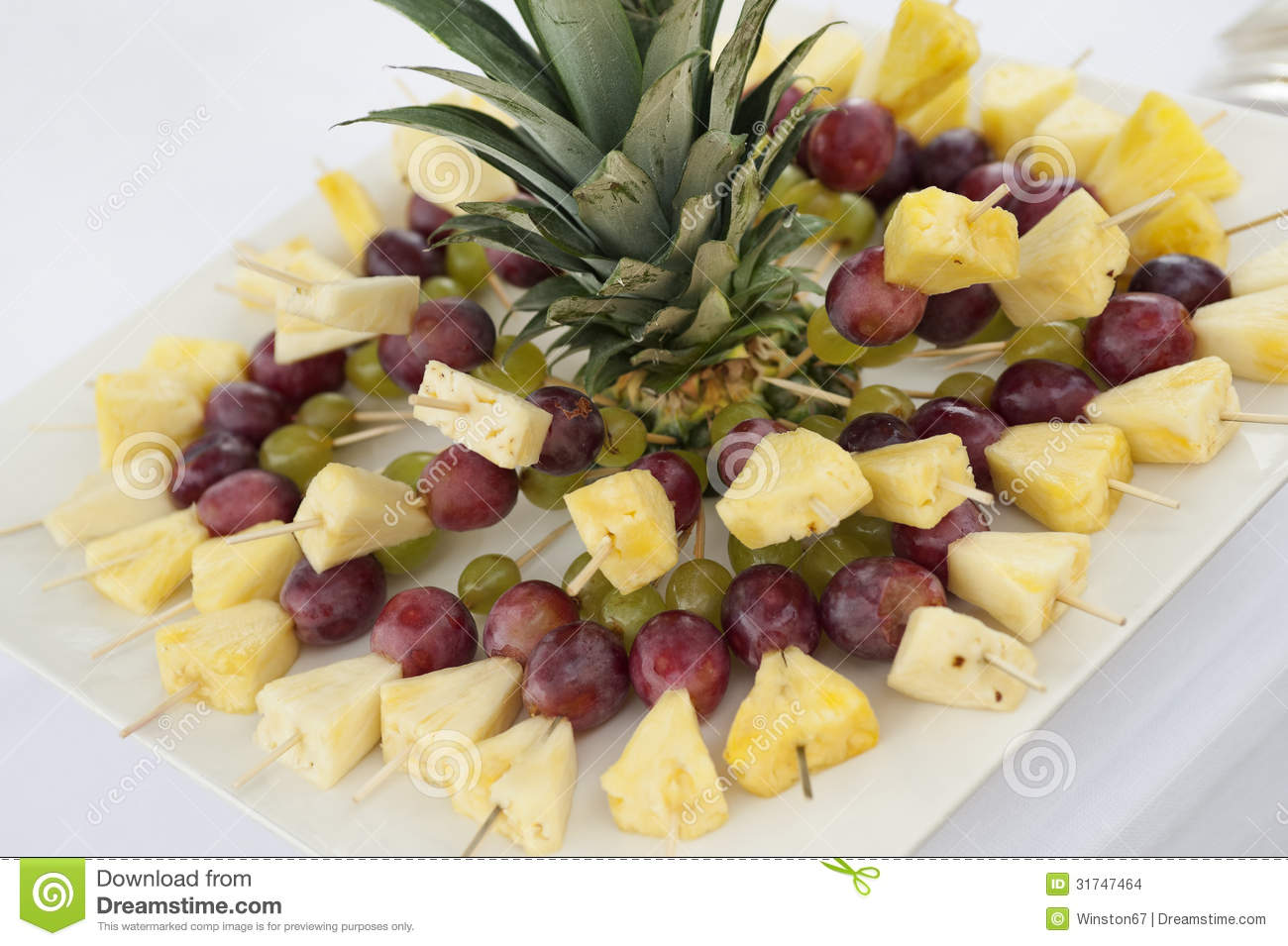 Fruits Buffet Stock Photo Image Of Garnish Party