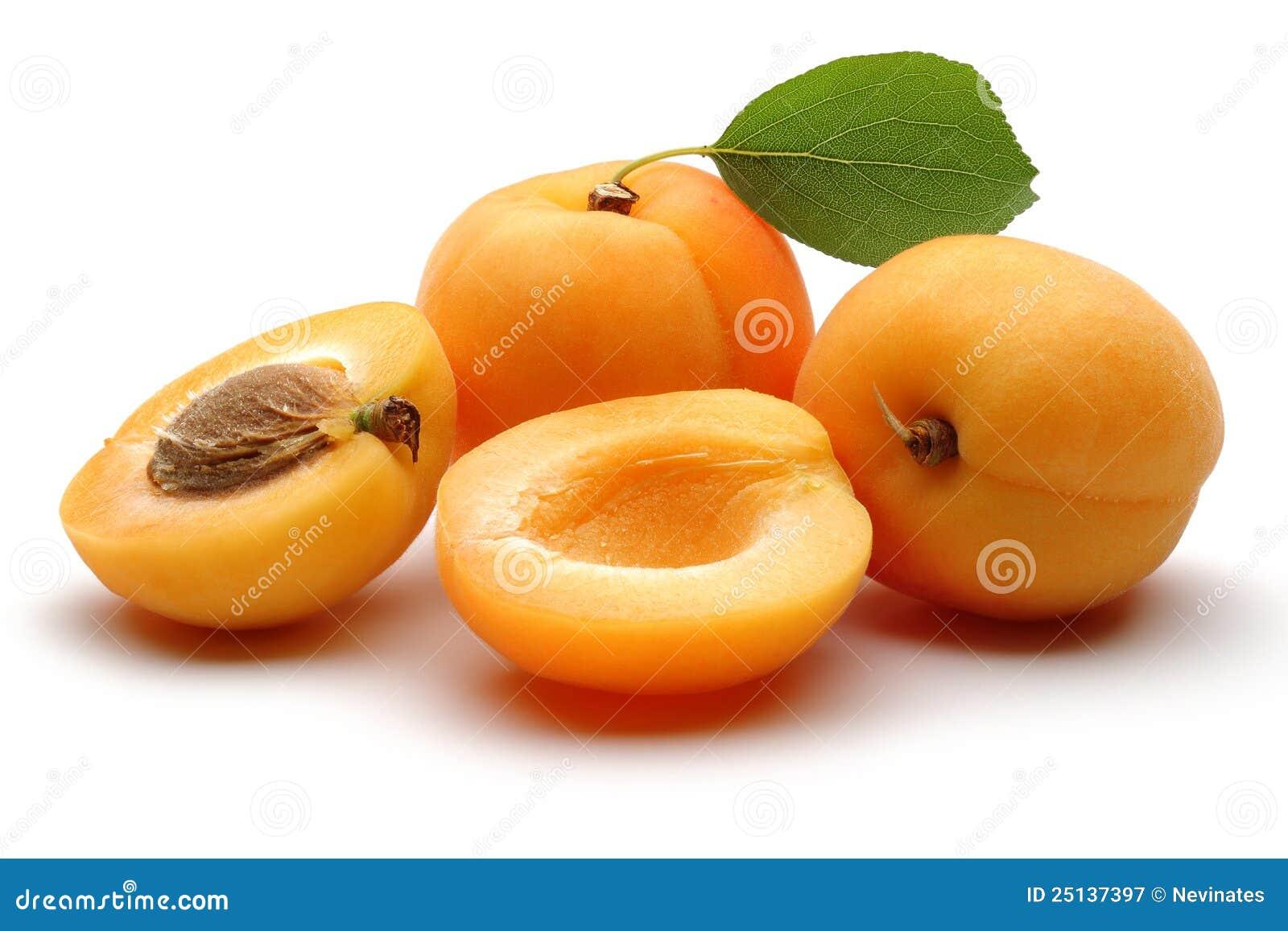 Fruits d abricot