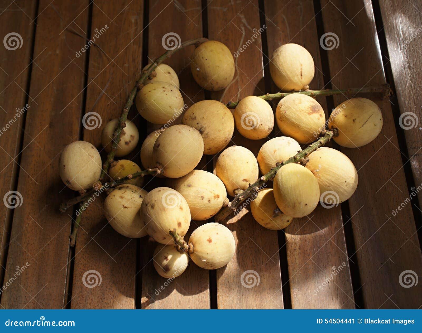 Fruits de Lanzones