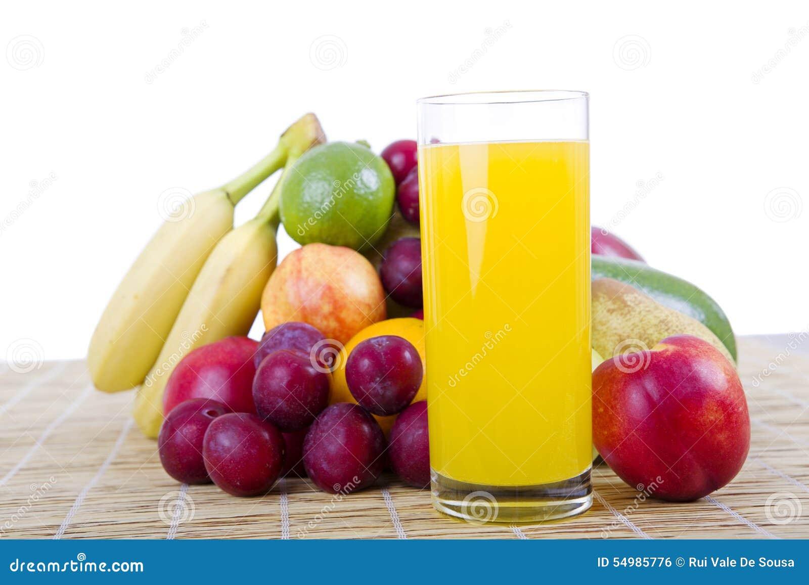 Fruits et jus