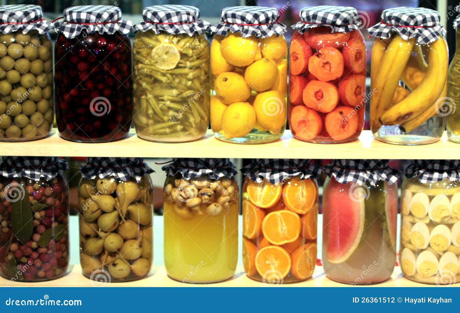 fruits et l gumes conserve de fruits photographie stock. Black Bedroom Furniture Sets. Home Design Ideas