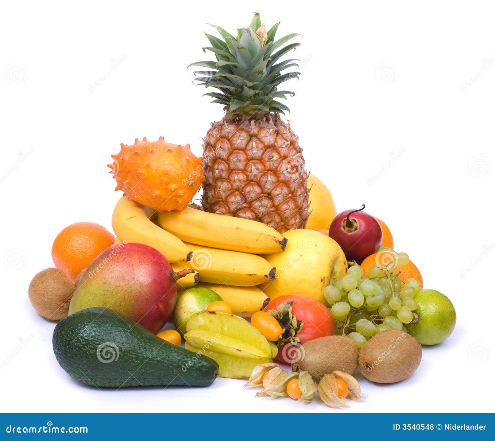Fruits exotiques photo stock image du ingr dients sain - Image fruit exotique ...