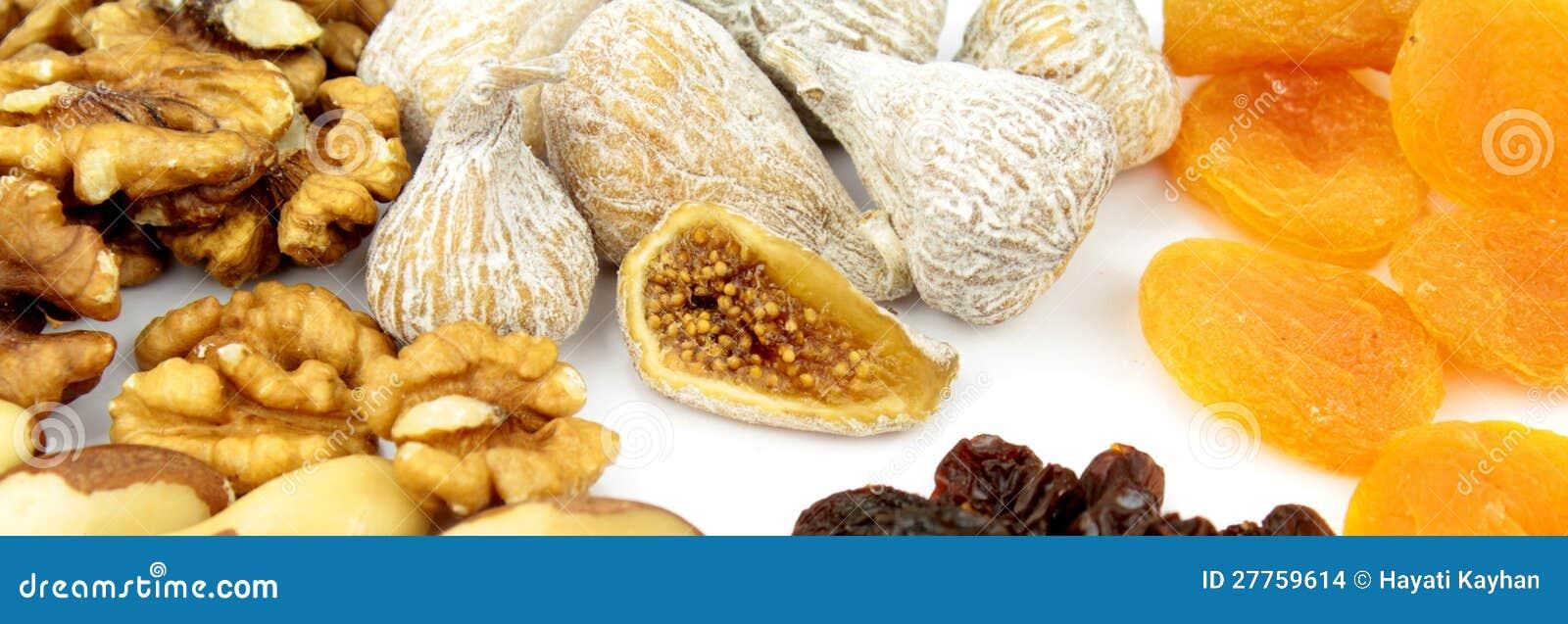 Fruits Nuts et secs
