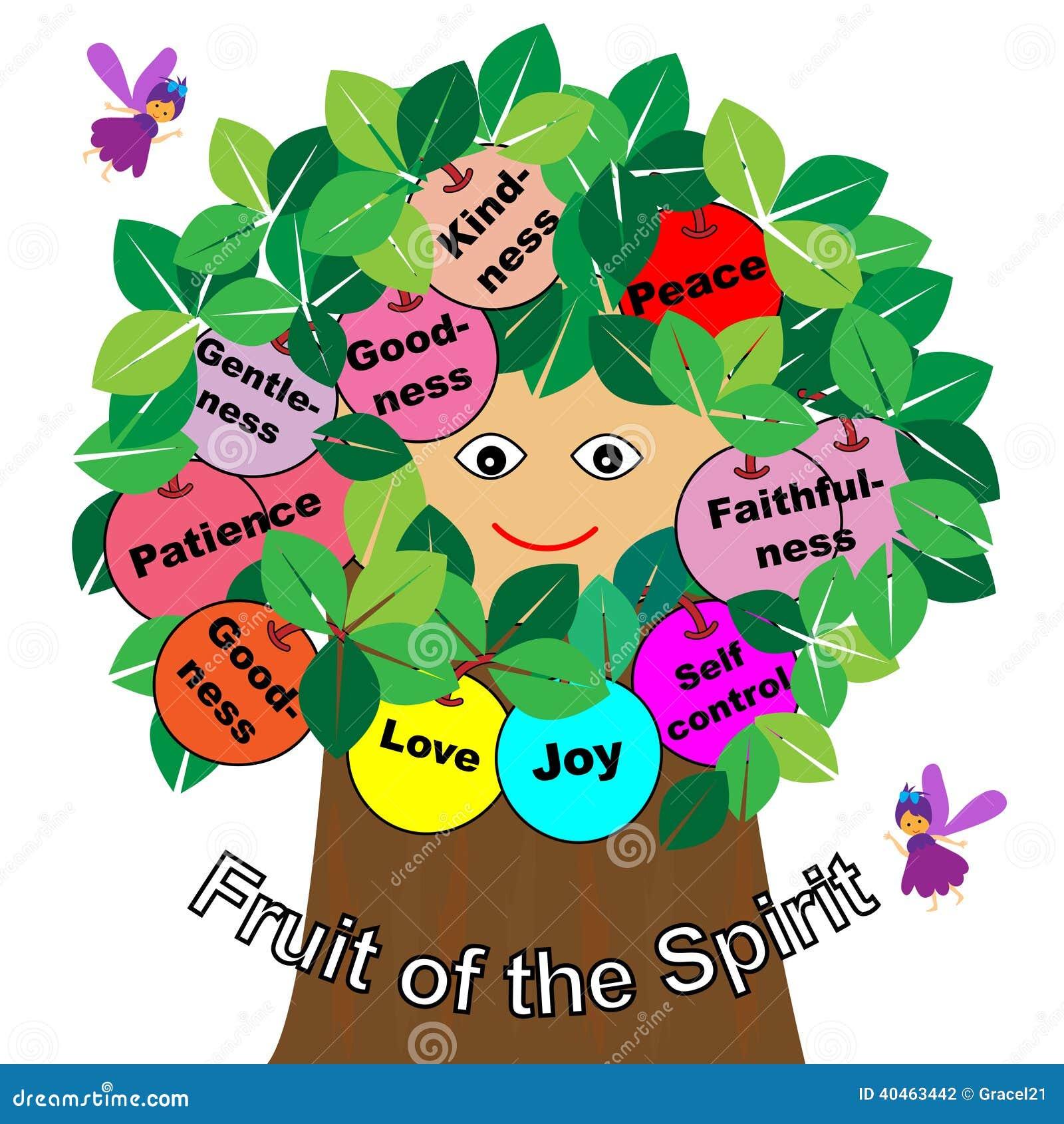Fairy Fruits Spirit Tree
