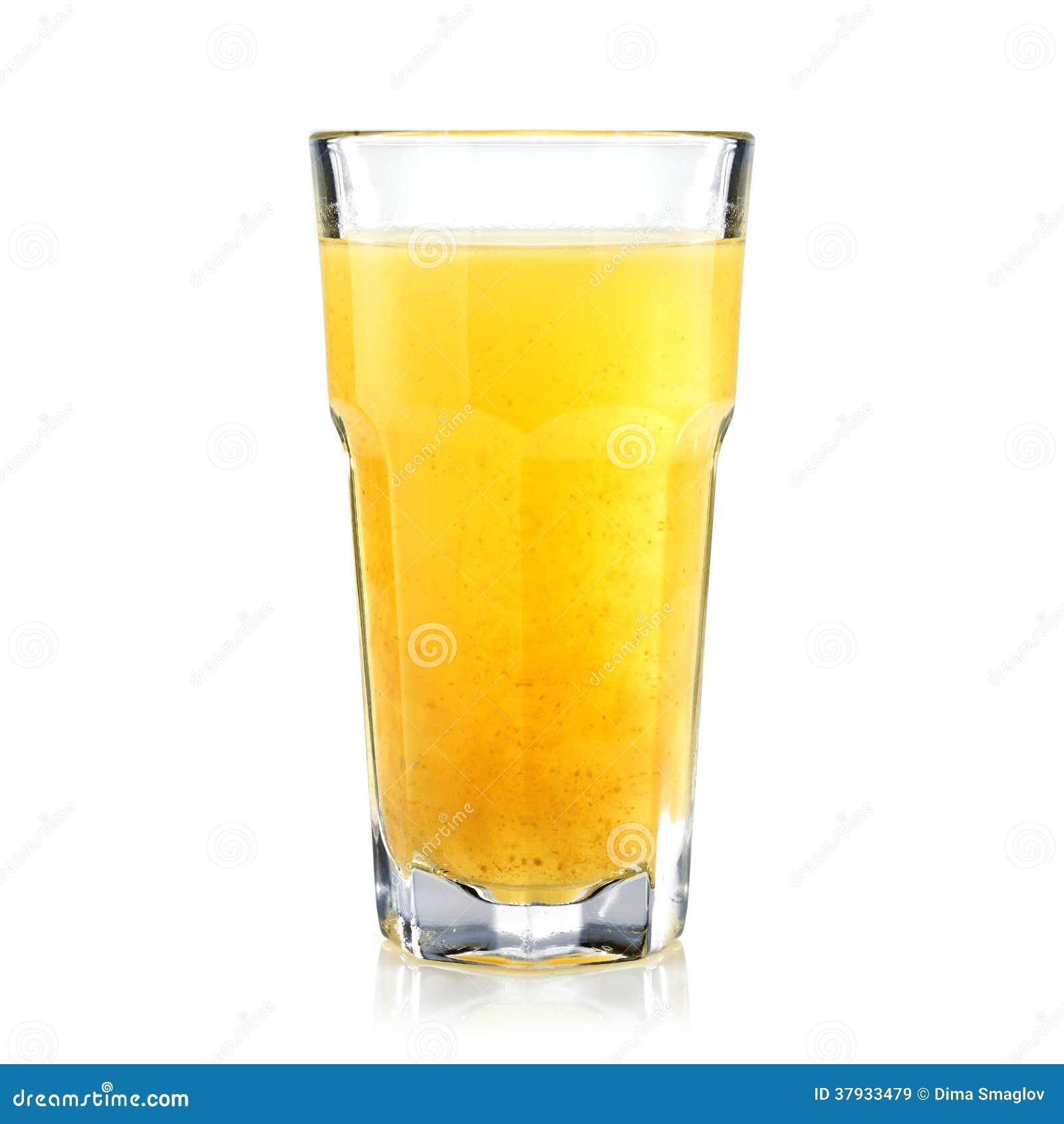 verre jus de fruit