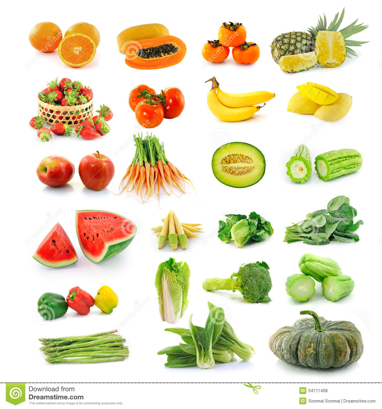green fruits what are the most healthy fruits