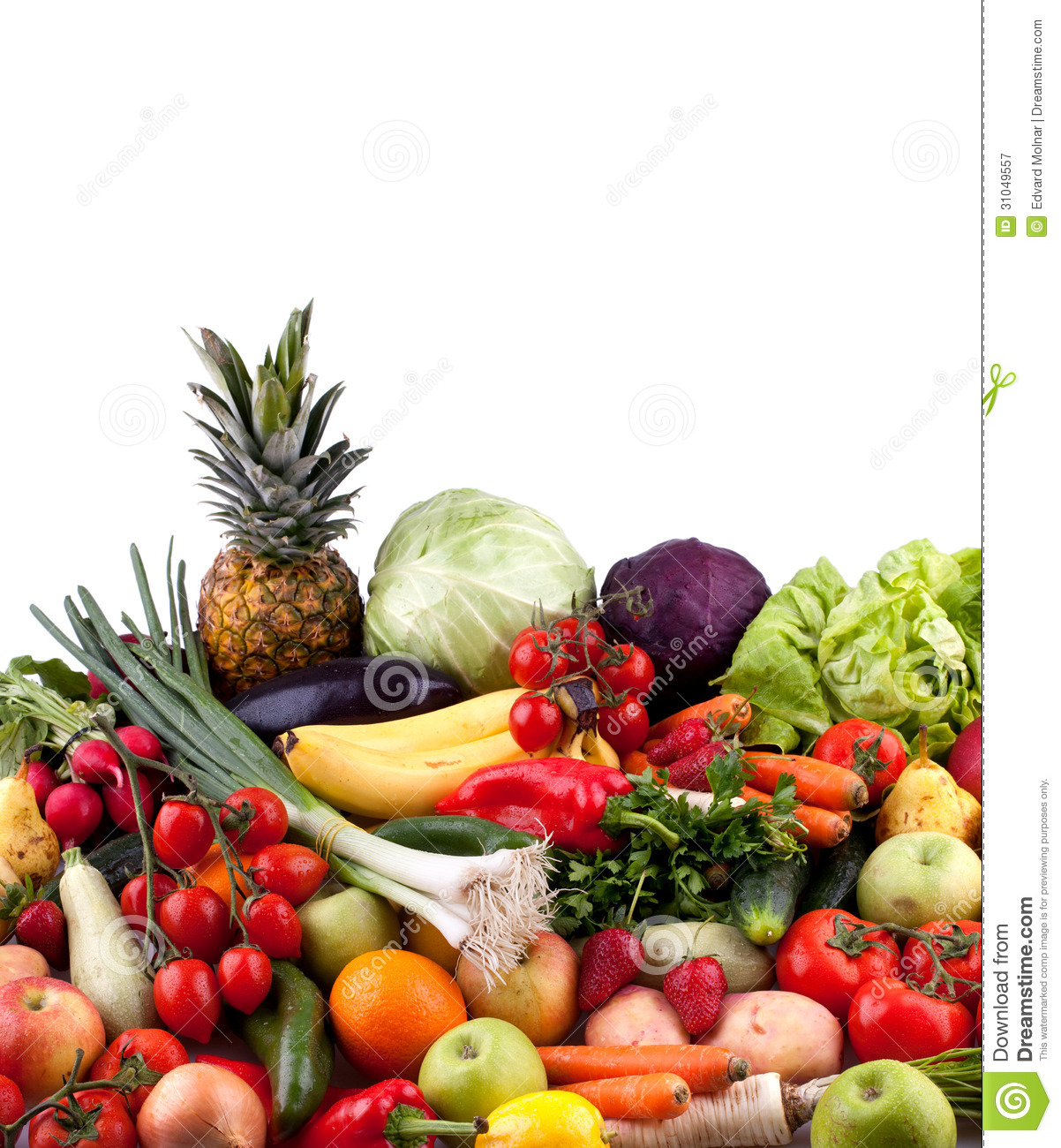 fruits and vegetables royalty free stock photography image 31049557