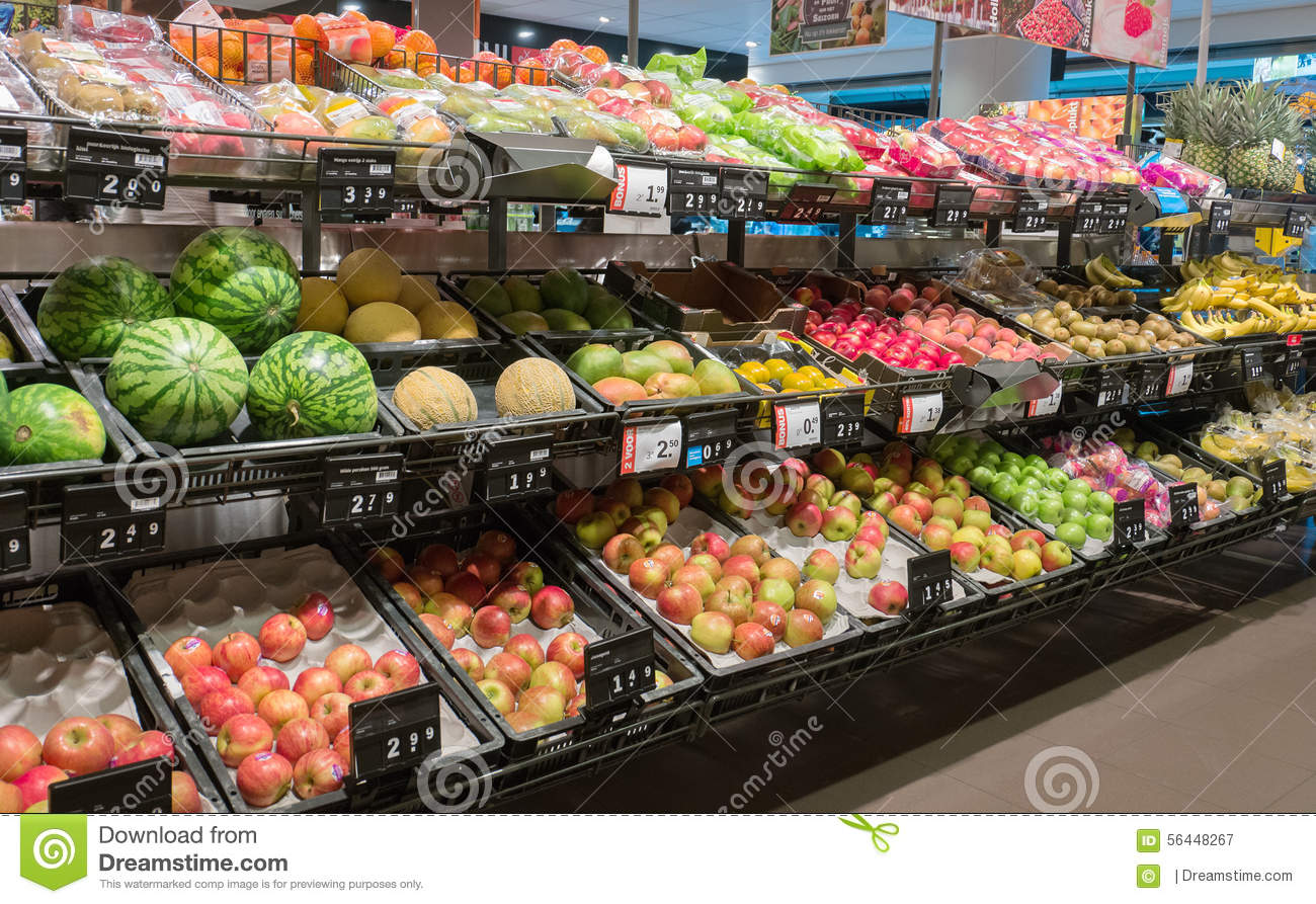 Fruits vegetables shop business plan