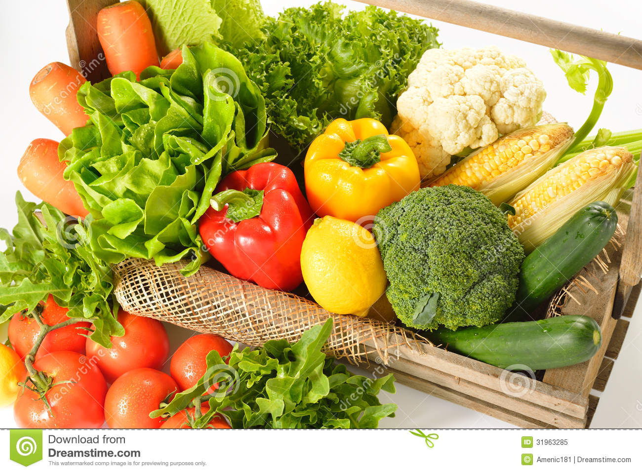 Fruits And Vegetables Royalty Free Stock Photo - Image ...