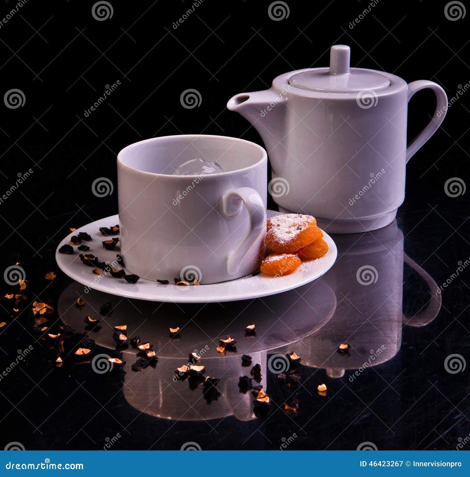 Fruity Cool Tea Stock Photo Image 46423267