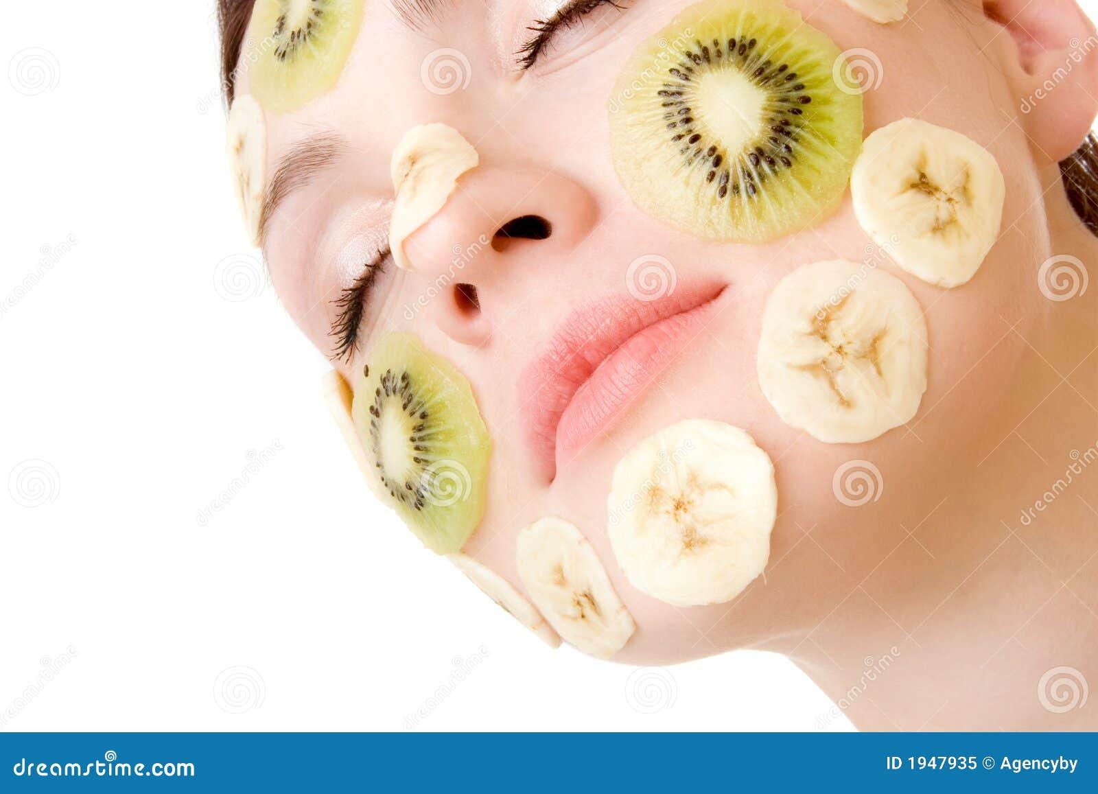 Amusing Facial fruit mask not absolutely