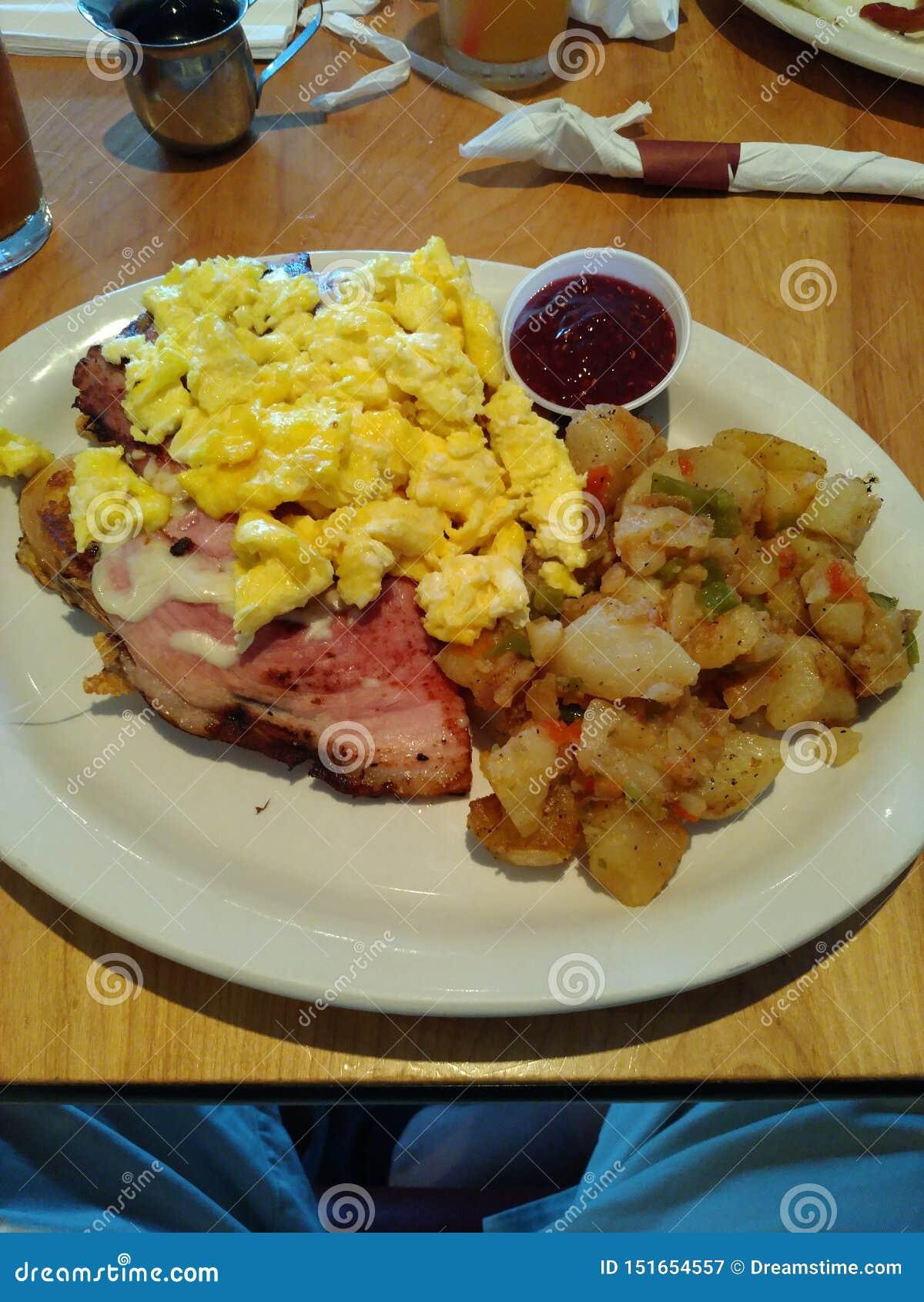Frukost av m?stare