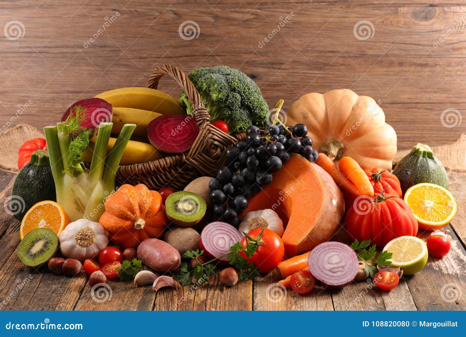 Frukt och grönsak