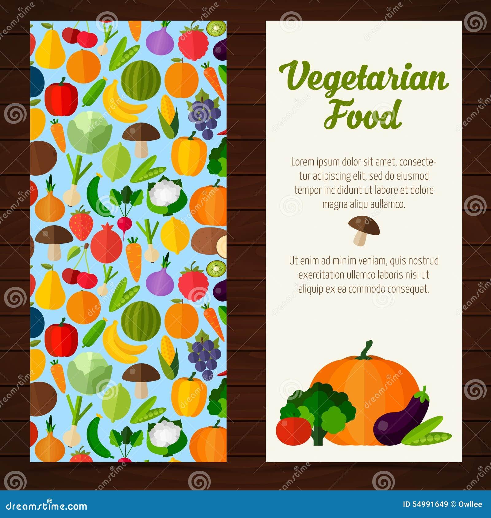Frukt- och grönsakbaner