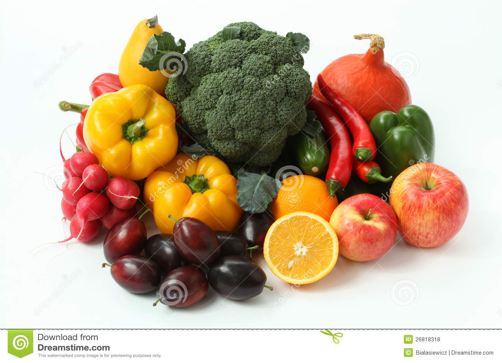 Frukter och veggies