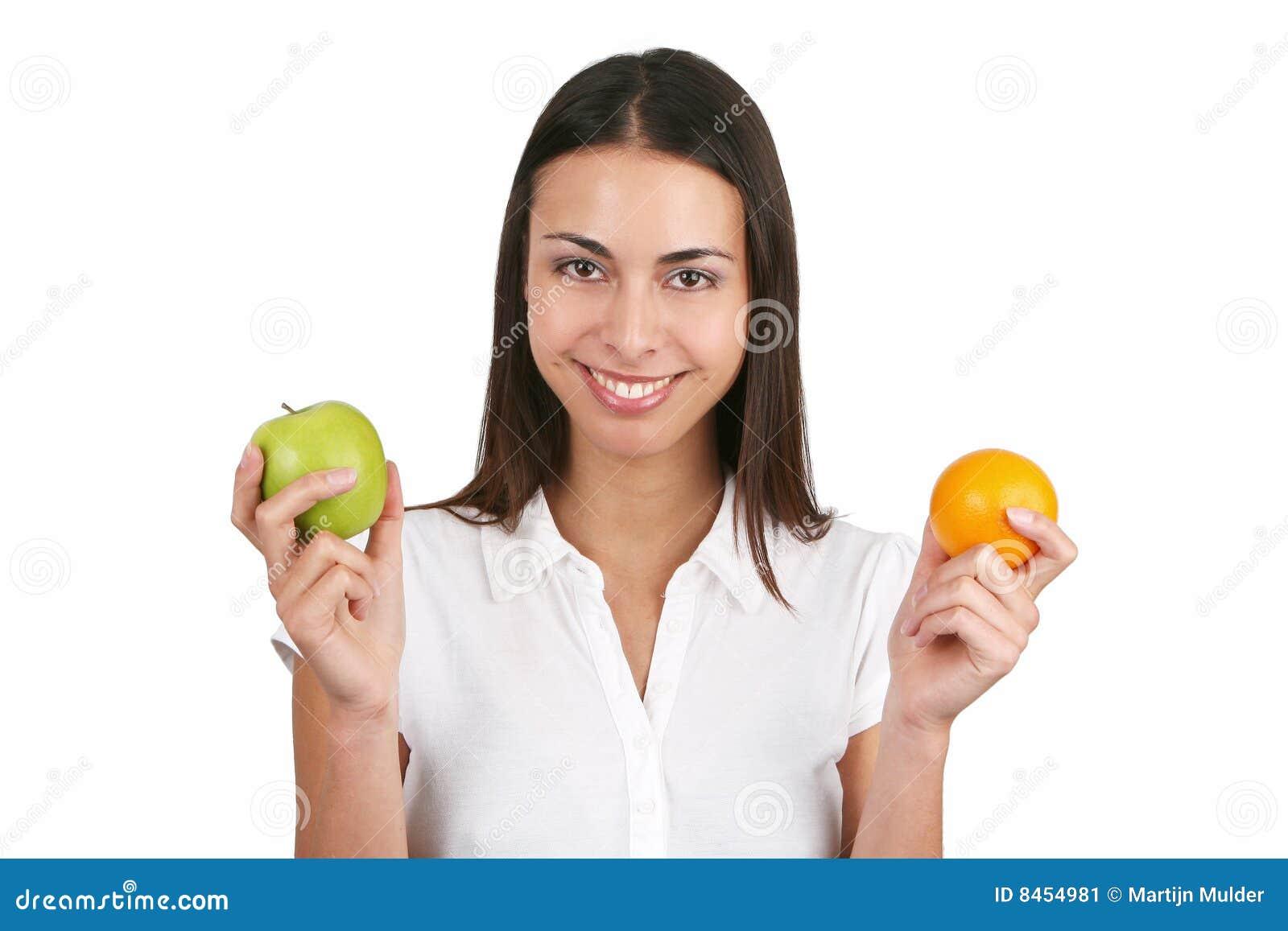 Fruktflicka