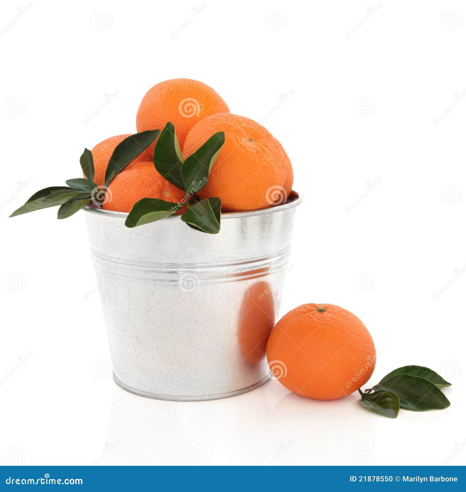 Fruktmandarinorange