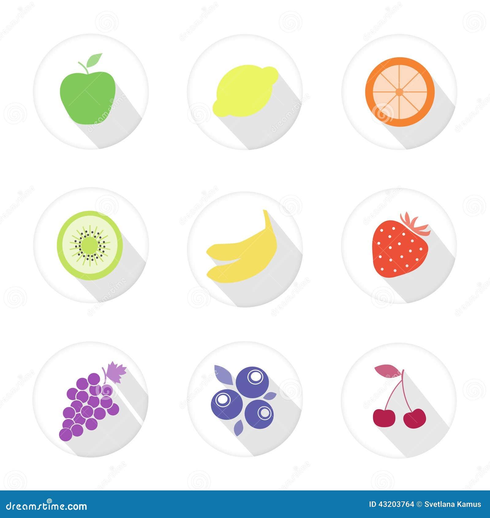 Download Fruktrengöringsduksymboler vektor illustrationer. Illustration av symbol - 43203764