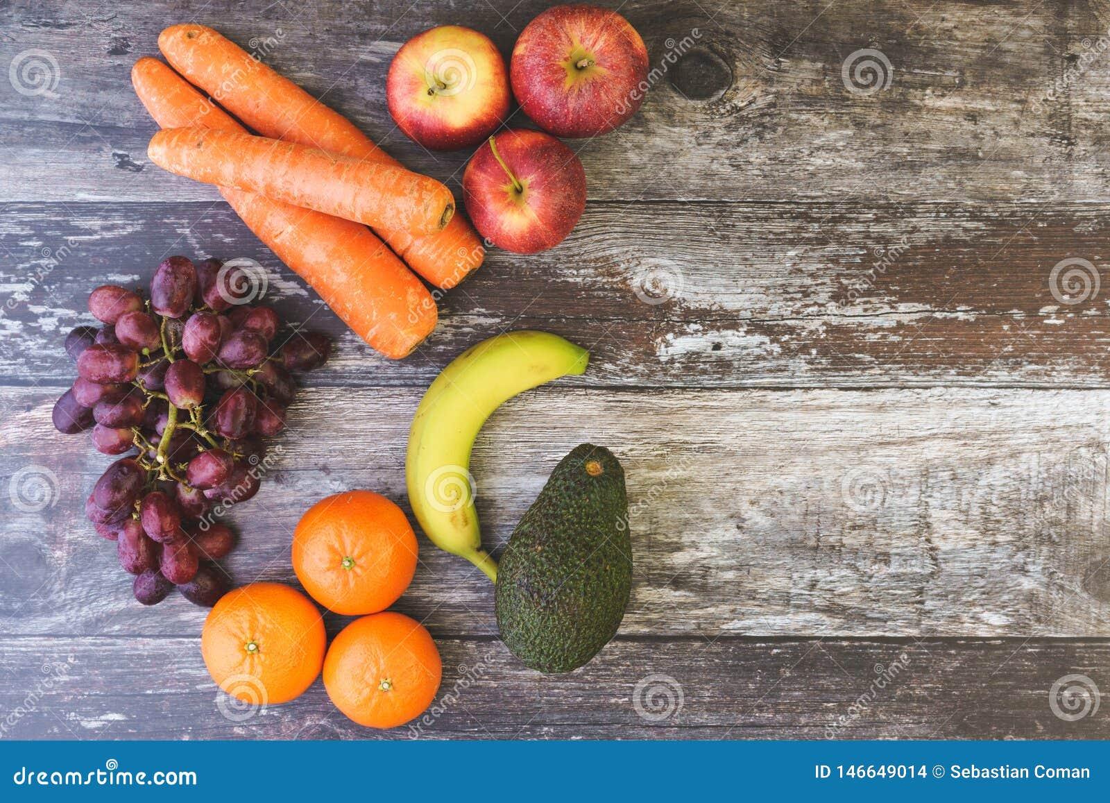 FruktVeg plant lekmanna- med kopieringsutrymme
