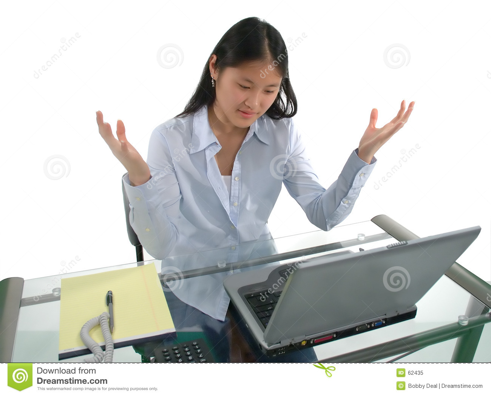 Frustración del ordenador