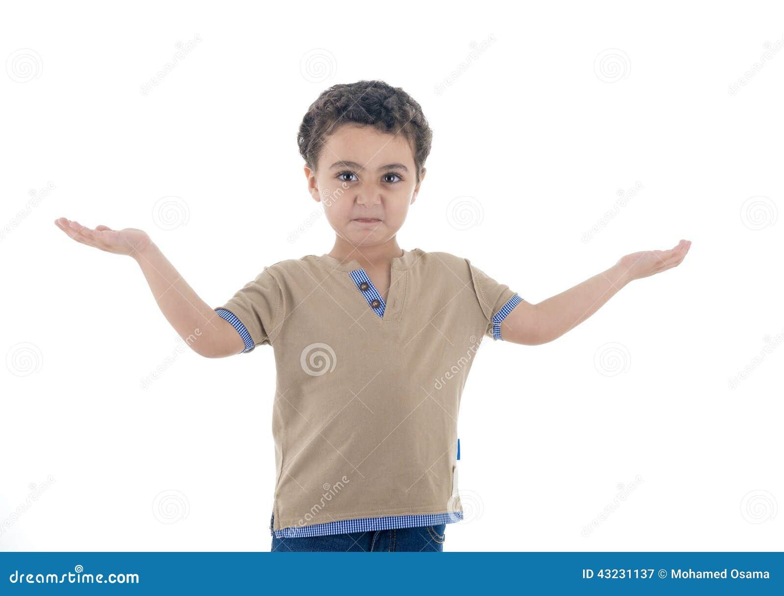 Frustrated Boy Stock Photo Image 43231137
