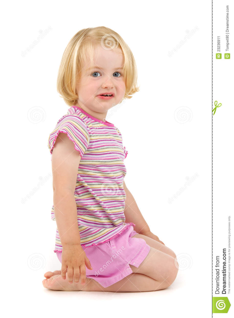 Frustrated Child Stock Image - Image: 23236911