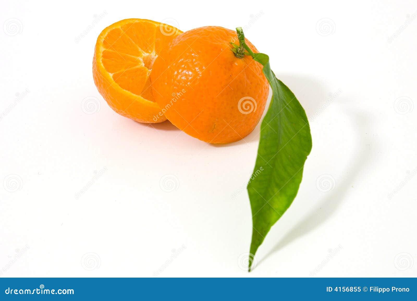 Fruta alaranjada