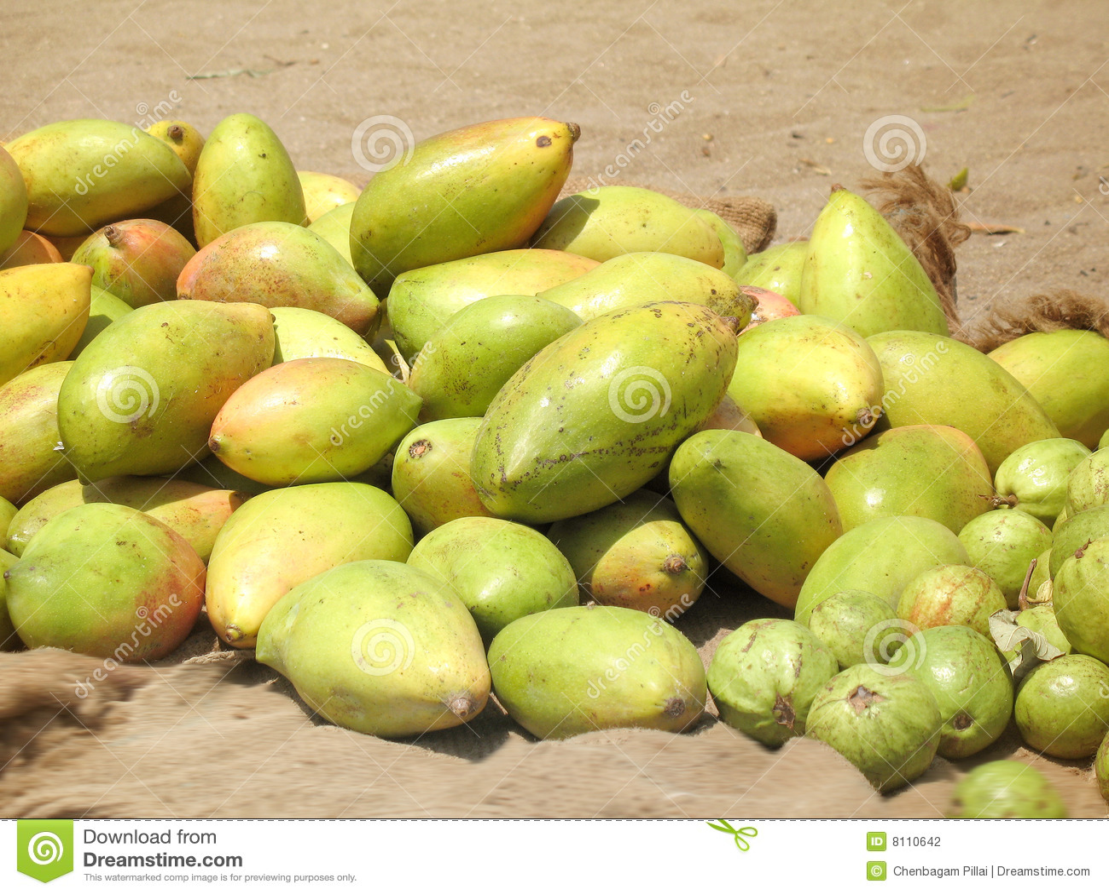 Fruta da manga