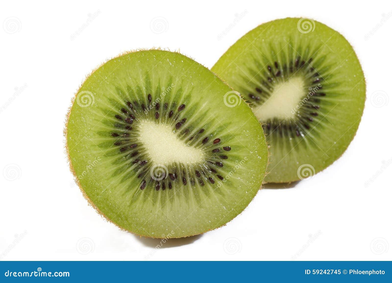 Download Fruta de kiwi en blanco imagen de archivo. Imagen de vitaminas - 59242745