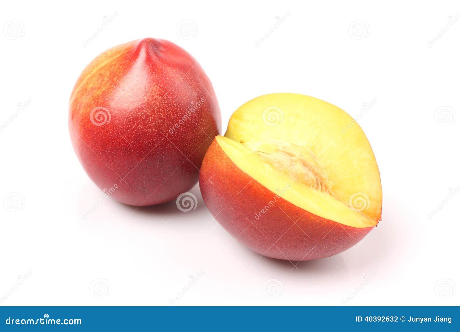 Fruta de la nectarina