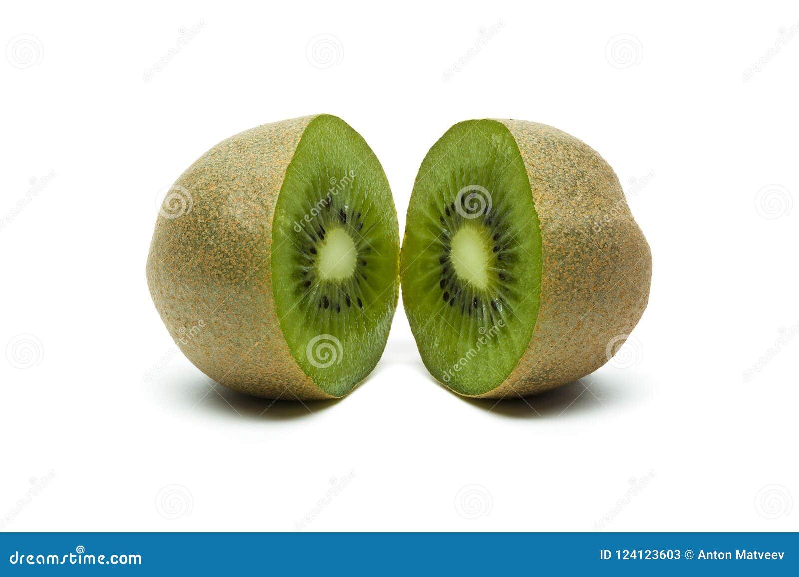 Fruta de quivi fresca