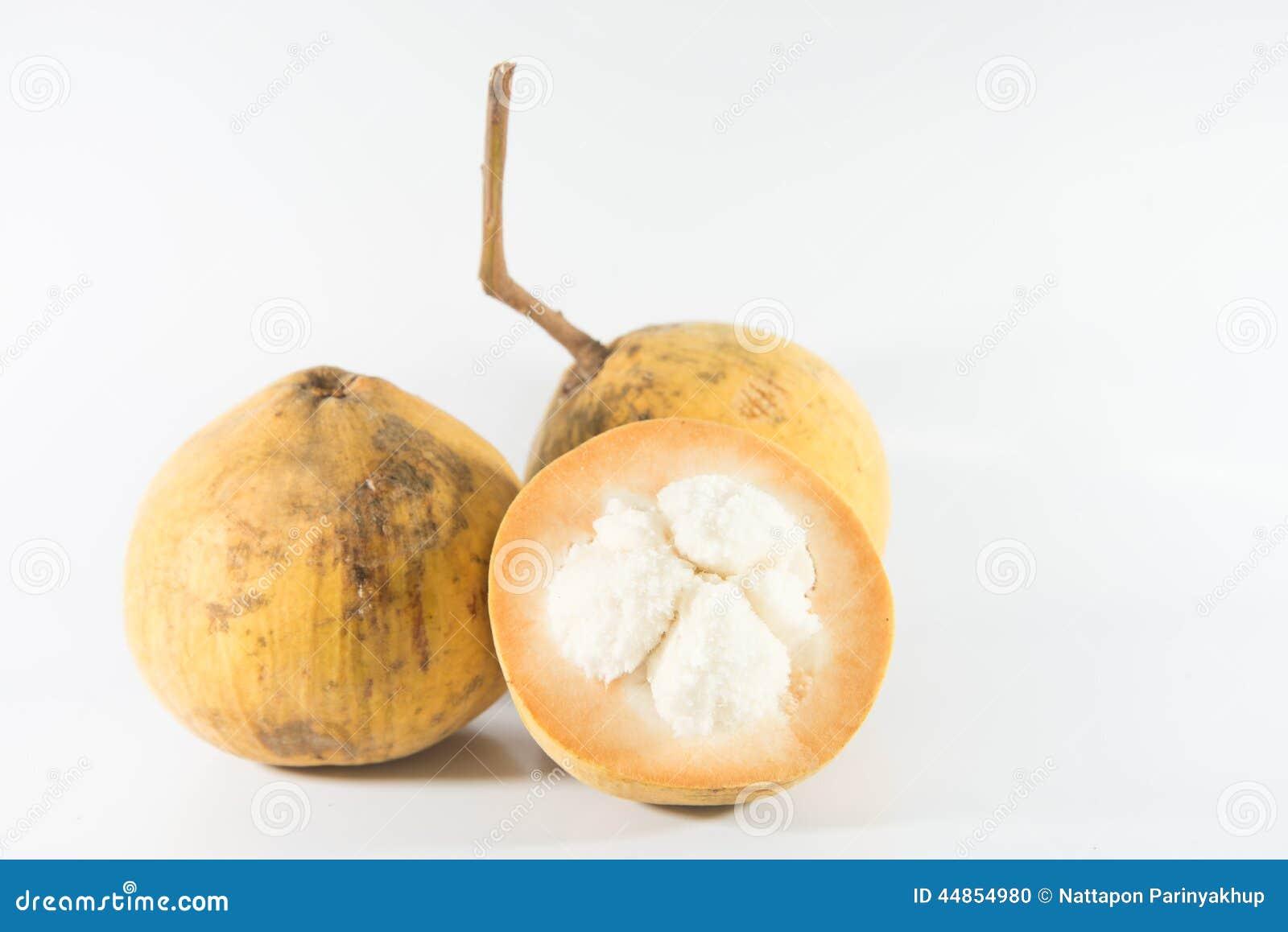 Fruta de Santol