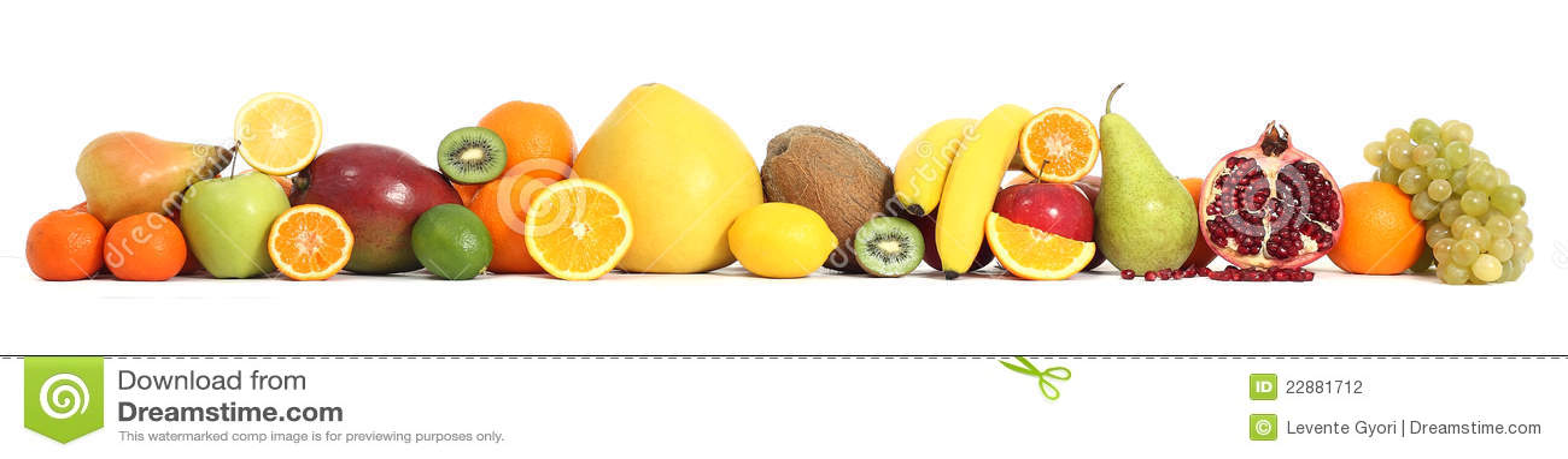 Fruta del alimento